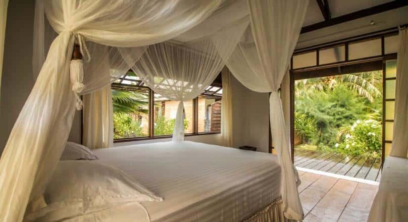 Rangiroa - Le Coconut Lodge