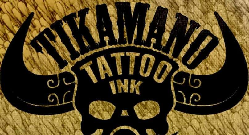 Tikamano Tattoo Ink