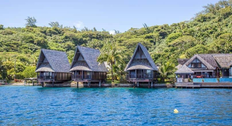 Bora Bora - Oa Oa Lodge