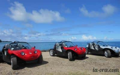 Moorea - Moorea Fun Roadster