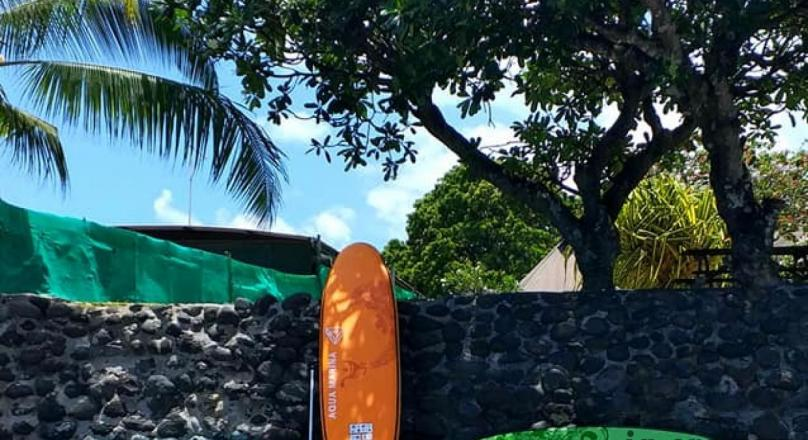 Tahiti Sup rental